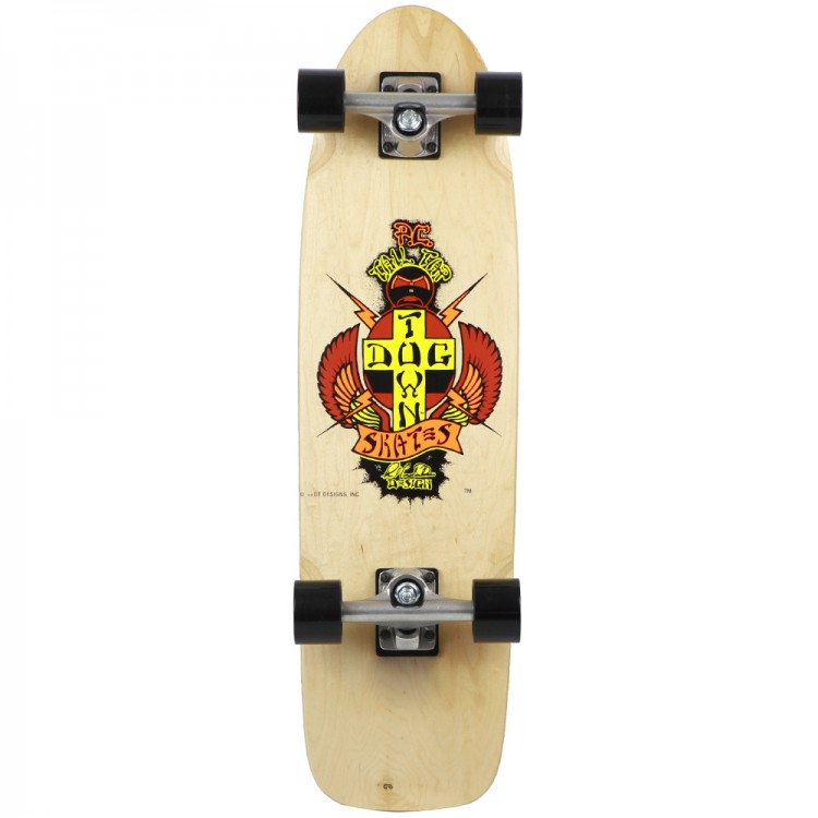Комплект лонгборд DOG TOWN Og Rider Red Dog Skateboard 29.75""
