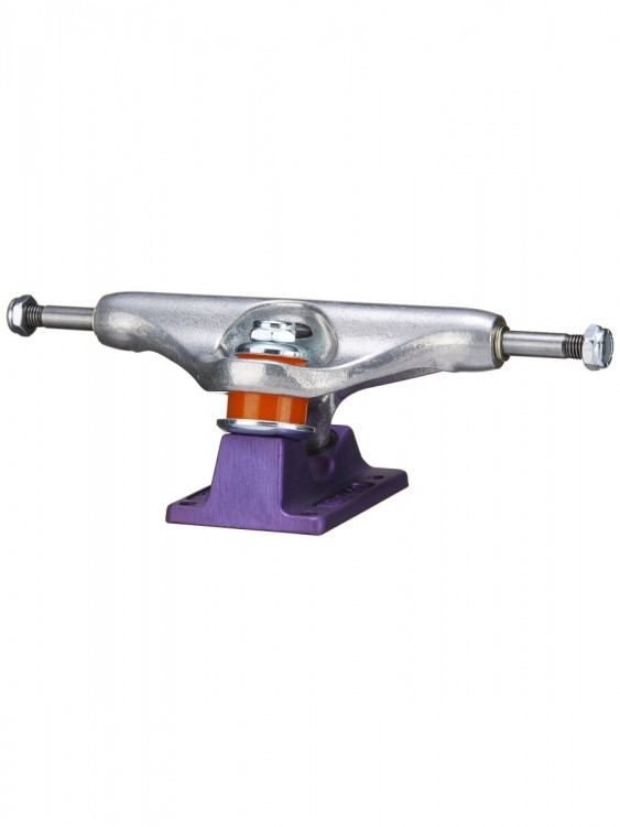 Подвески для скейтборда INDEPENDENT Stage 11 Hollow Silver Anodized Purple 149 мм