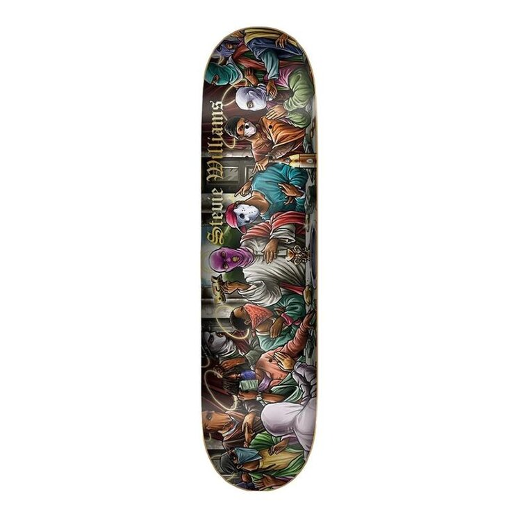 Дека для скейтборда DGK Last Supper Williams Deck 8.25 дюймов 2021