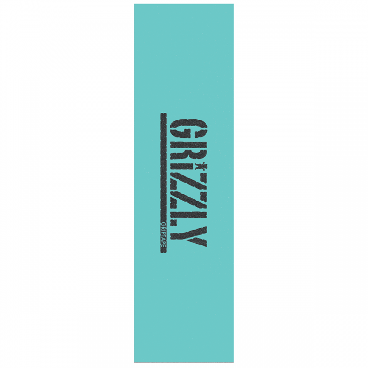 Шкурка для скейтборда GRIZZLY Reverse Stamp Griptape Tiffany 2020