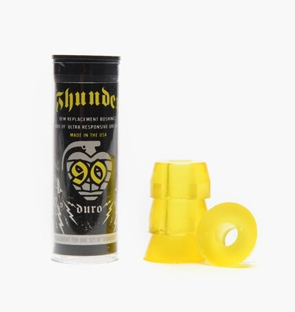 Бушинги THUNDER TRUCKS Bushing Tube Yellow 90D 2020